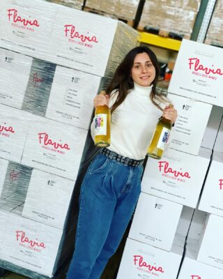 Greatly pleased and delighted with our 2020 Grillo production. 😍🍷  All ready to go! 🚀   Thanks to our USA National Importer ➡️ @vinotas_selections ⬅️  Rebellious Wines 🌿🍷 ______________________ www.flaviawines.com  #grillo #sicily #terroirs  #organic  #natural  #wines #wine #vino #winelover #withewine #winery #winelovers #instawine #unitedstates  #whitewine #winestagram #vineyard #usa  #wines #marsala #winelife #california #newyork  #winemaker #biologico #vinoitaliano #vinobianco #italianwines #etnawine #naturalwine