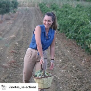 Posted @withregram • @vinotas_selections This is Flavia.  Flavia loves to make natural wine.  Flavia loves to make natural wines from old-vine Nerello Mascalese and Carricante grown in some of the best terroirs on the North Slope of Mount Etna, in the Zottorinoto & Puntale Palino contrada of Solicchiata.  Flavia's natural Etna Rosso lands next week in the US.  We love Flavia's natural Etna Rosso.  Be like us.  Love Flavia's natural Etna Rosso (soon).  #smallgrowersrock #winehunter #wineimporter #organic #biodynamic #natural #naturalwine #nattywine #wine #wines #yummy #instawine #instagood #vinnature #vinnaturel #sanssoufre #vinvivant #italy #sicily #etna #nerellomascalese #volcano #volcanic #etnarosso @drsugarman @carlaaurichstudio @iandagata_vino @cara.rutherford