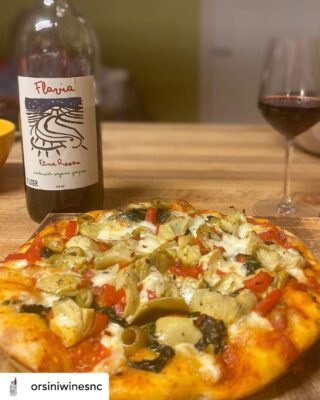Posted @withregram • @orsiniwinesnc Homemade pizza night and Etna Rosso brings me back to a family vacation to Sicily. Sigh.   Bonus that this natural Nerello Mascalese comes in a liter bottle!  Rebellious Wines 🌿🍷 ______________________ www.flaviawines.com  #nerellomascalese #sicily #terroirs  #organic  #natural  #wines #italy #wine #vino #winelover #withewine #winery #winelovers #instawine #unitedstates  #whitewine #winestagram #vineyard #usa  #wines #etna #winelife #california #newyork  #winemaker #biologico #vinoitaliano #vinorosso #italianwines #etnawine