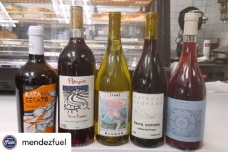 Posted @withregram • @mendezfuel A few #nattywine restocks and new deliveries now available at 3201 Coral Way ⬇️ Visit Mendez-Fuel.com  Let's get to know one of our newest natural wines, BIOGRÁFICO UVA DE VIDA #tempranillo 2019 vino rosado/ rosé wine🍷  Elaborated and bottled in Camarena, Toledo, España, this rosado Tempranillo is described as biodynamic beauty in its pure state.  USA National Importer 🇺🇸  ➡️ @vinotas_selections ⬅️  Rebellious Wines 🌿🍷 ______________________ www.flaviawines.com  #nerellomascalese #sicily #terroirs  #organic  #natural  #wines #italy #wine #vino #winelover #withewine #winery #winelovers #instawine #unitedstates #winestagram #vineyard #usa  #wines #etna #winelife #california #newyork  #winemaker #biologico #vinoitaliano #vinorosso #italianwines #etnawine